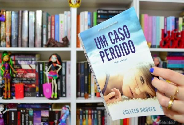 Um Caso Perdido (Colleen Hoover) | Foto: psychobooks.com.br