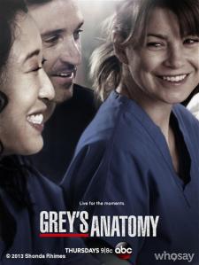 Quem acha que Grey's sem Cristina e Derek não funfa? o/