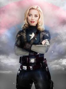 Amber Heard Capita America